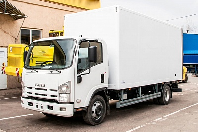 Тушевоз Isuzu ELF 7.5 LONG (NPR75L-L)