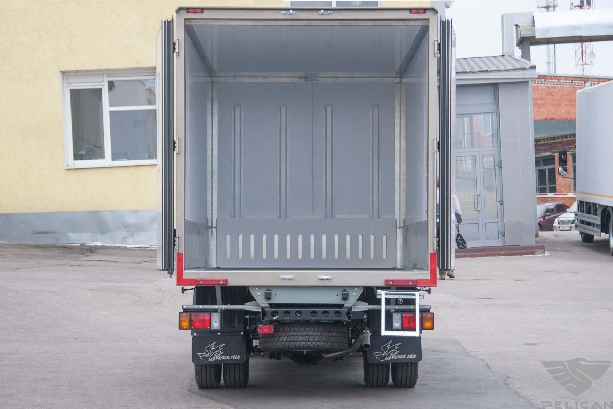 Рефрижератор Isuzu Elf 3.5 (NMR85H)